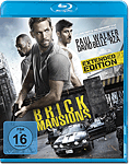 Brick Mansions - Extended Edition Blu-ray
