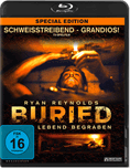 Buried: Lebend begraben - Special Edition Blu-ray