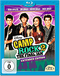 Camp Rock 2 - Extended Edition Blu-ray