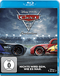Cars 3: Evolution Blu-ray (Blu-ray Filme)