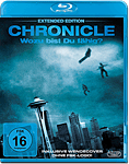 Chronicle: Wozu bist du fähig? - Extended Edition Blu-ray