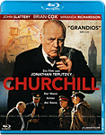 Churchill Blu-ray