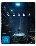Code 8 - Steelbook Edition Blu-ray