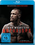 Conor McGregor: Notorious Blu-ray