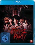 Corpse Party Blu-ray (Blu-ray Filme)