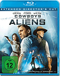 Cowboys & Aliens - Extended Director's Cut-Blu-ray