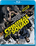 Criminal Squad Blu-ray