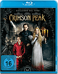 Crimson Peak Blu-ray