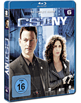 CSI: New York - Die komplette Season 6 Box Blu-ray (4 Discs) (Blu-ray Filme)