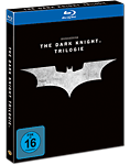 The Dark Knight - Trilogie Blu-ray (5 Discs) (Blu-ray Filme)
