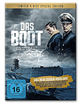 Das Boot: Staffel 1 - Special Edition Blu-ray (4 Discs)