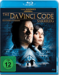 The Da Vinci Code - Extended Version Blu-ray (2 Discs)