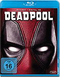 Deadpool 1 Blu-ray