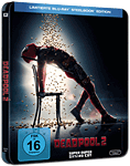 Deadpool 2 - Steelbook Edition Blu-ray