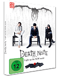 Death Note: Light Up the New World - Steelcase Edition Blu-ray