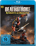 Deathstroke: Knights & Dragons Blu-ray