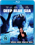 Deep Blue Sea Blu-ray