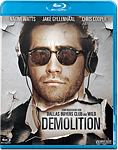 Demolition Blu-ray