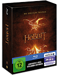 Der Hobbit - Trilogie Box - Limited Edition Blu-ray (6 Discs)