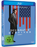 Designated Survivor: Staffel 1 Blu-ray (4 Discs)