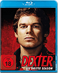 Dexter: Season 3 Box Blu-ray (4 Discs)