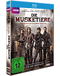 Die Musketiere: Staffel 1 Box Blu-ray (3 Discs)