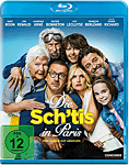Die Sch'tis in Paris Blu-ray