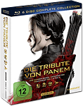 Die Tribute von Panem - Complete Collection Blu-ray (6 Discs)