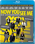 Now You See Me - Die Unfassbaren - Extended Cut Blu-ray (Blu-ray Filme)