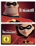 Die Unglaublichen 1+2 - 2-Movie Collection Blu-ray (2 Discs)