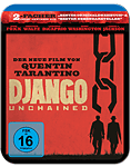 Django Unchained - Steelbook Edition Blu-ray