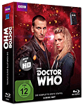 Doctor Who: Staffel 01 Blu-ray (4 Discs)