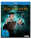 Doctor Who: Staffel 02 Blu-ray (5 Discs)