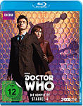 Doctor Who: Staffel 04 Blu-ray (3 Discs)
