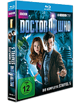 Doctor Who: Staffel 5 Box Blu-ray (6 Discs)