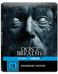 Don't Breathe - Steelbook Edition Blu-ray (Blu-ray Filme)