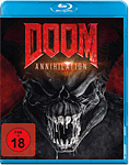 Doom: Annihilation Blu-ray