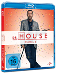 Dr. House: Staffel 3 Box Blu-ray (5 Discs) (Blu-ray Filme)
