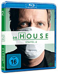 Dr. House: Staffel 4 Box Blu-ray (4 Discs)