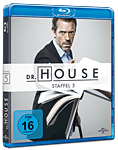 Dr. House: Staffel 5 Box Blu-ray (5 Discs) (Blu-ray Filme)