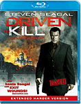 Driven to Kill - Extended Version Blu-ray