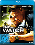End of Watch Blu-ray