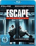 Escape Plan Blu-ray (Blu-ray Filme)