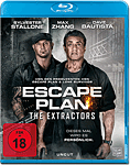 Escape Plan: The Extractors Blu-ray