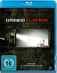 Experiment Killing Room Blu-ray (Blu-ray Filme)