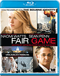 Fair Game (2010) Blu-ray