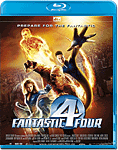 The Fantastic Four Blu-ray