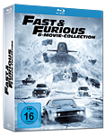 Fast & Furious - 8 Movie Collection Blu-ray (8 Discs)