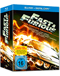 Fast & Furious - The Complete Collection Blu-ray (5 Discs)