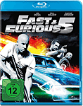 Fast & Furious Five Blu-ray